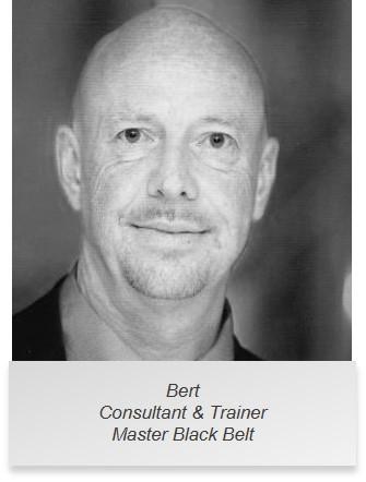 Bert Consultant & Trainer Master Black Belt