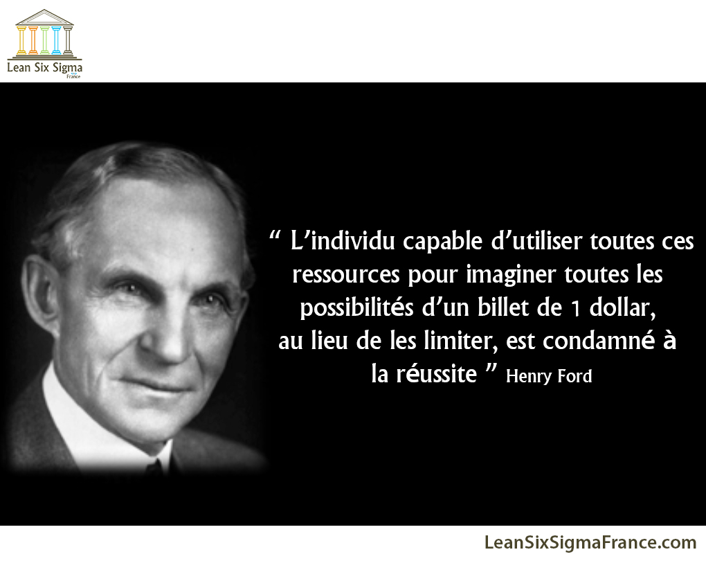 Citations Henry Ford