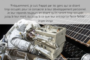 Citations Shigeo Shingo