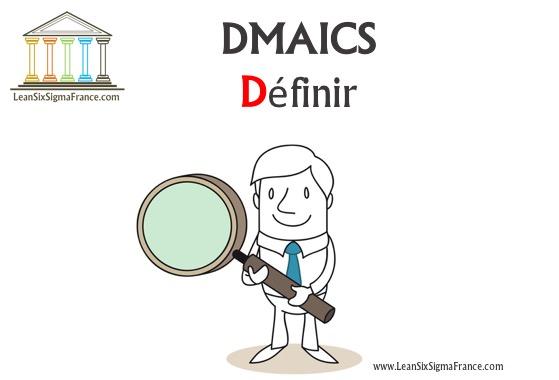 DMAICS-Définir