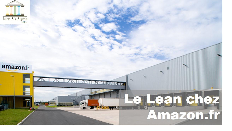Le Lean chez Amazon Lean Six Sigma France