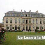 Lean Maison-Lean Six Sigma France Paris